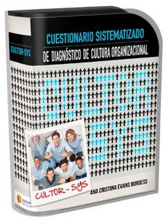 Cuestionario de Diagnóstico de Cultura Organizacional - CULTOR-SYS