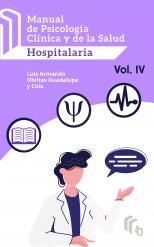 Libro Manual de Psicología Clínica y de la Salud Hospitalaria Volumen IV
